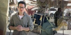 J.J. Abrams Star Wars Demimonde