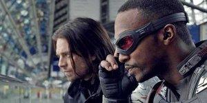 Falcon e Winter Soldier