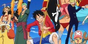 One Piece, anime