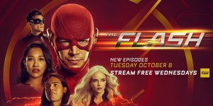 The Flash stagione 6 foto dal set