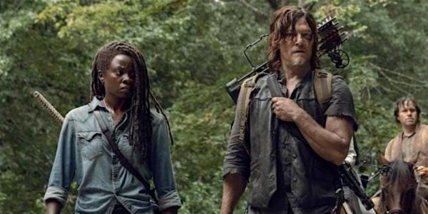 TWD - Michonne e Daryl