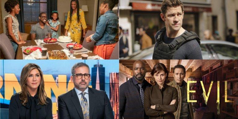 serie tv rinnovate 2020/21