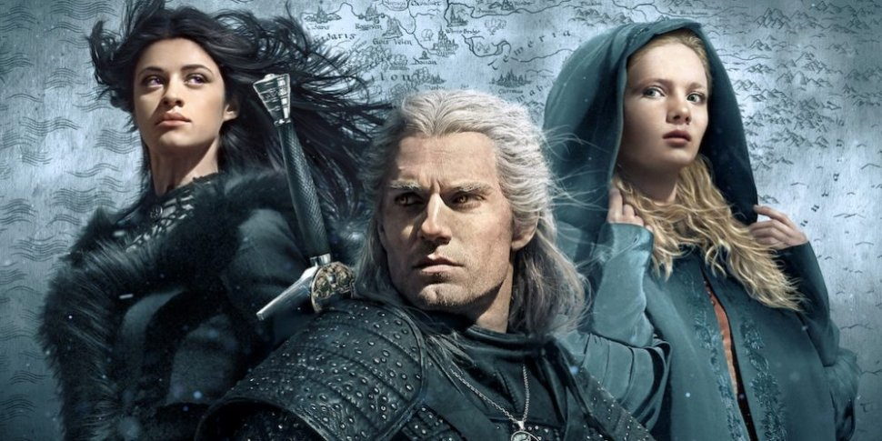 the witcher 2 poster