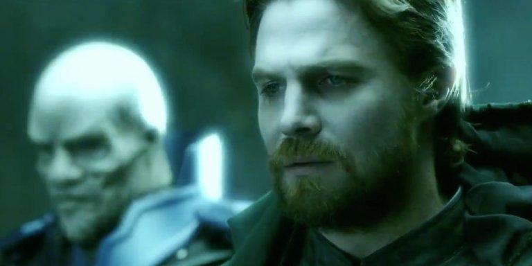 Arrow promo finale crisi sulle terre infinite