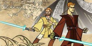 Star Wars: Clone Wars banner