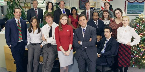 The Office cast nbc