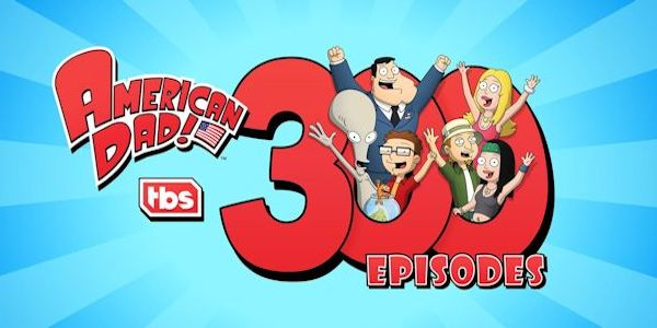 american dad 300 episodi serie animata tbs