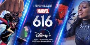 Marvel's 616 guarda il trailer della docuserie Disney+