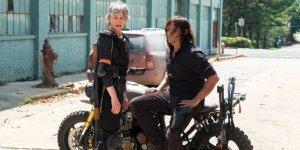 TWD - Daryl e Carol