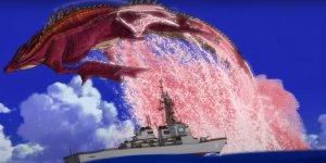 Godzilla singular point trailer Netflix