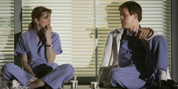 Grey's Anatomy - Meredith e George