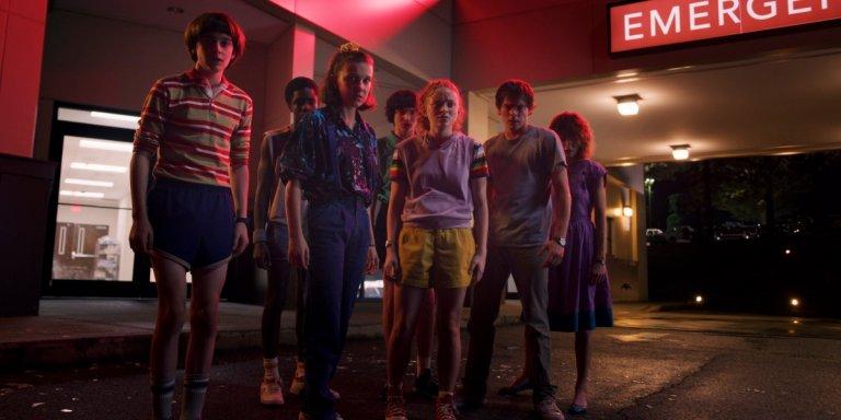 Stranger Things 4 Millie Bobby Brown cast serie Netflix