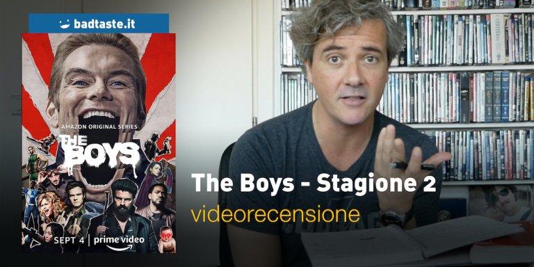 the boys seconda stagione videorecensione