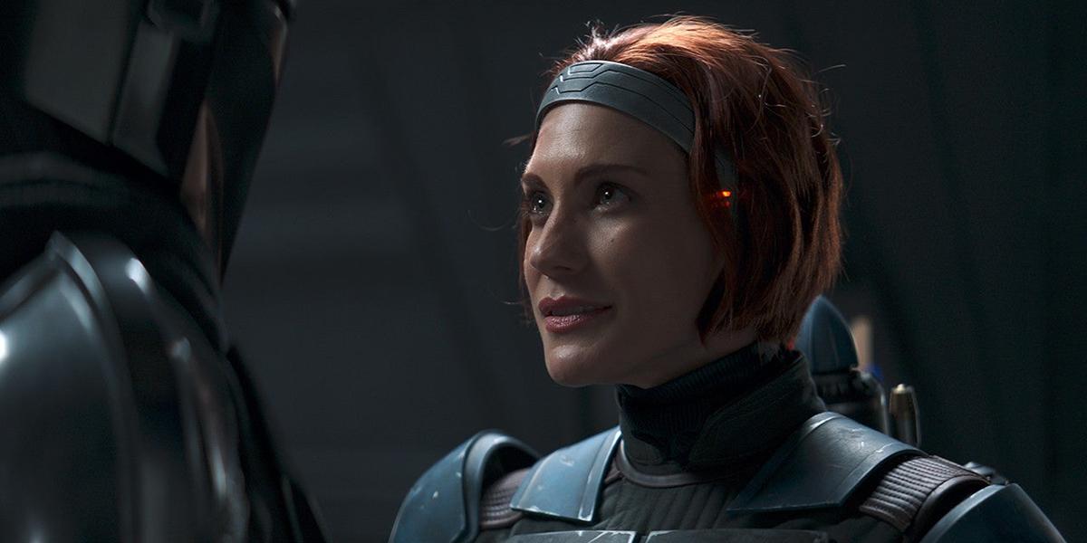Katee Sackhoff, Bo-Katan nelle serie di Star Wars, sarebbe interessata a un ruolo nella saga di Star Trek