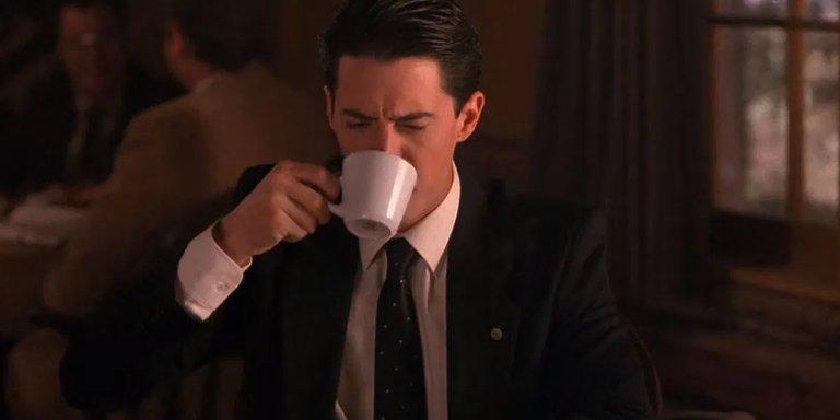 Kyle MacLachlan - Caffè