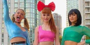 Riverdale le foto delle protagoniste vestite da Superchicche per Halloween