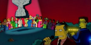 Simpson Lisa la scettica