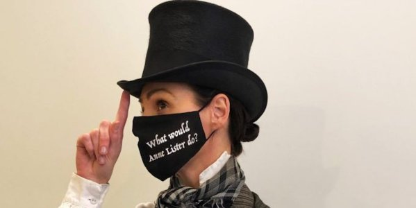 Suranne-Jones- Gentleman Jack riprese seconda stagione