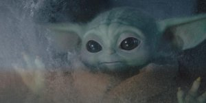 the mandalorian 2x02 il passeggero Baby Yoda