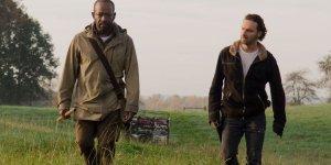 The Walking Dead - Rick e Morgan