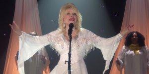A Holly Dolly Christmas Ascolti USA