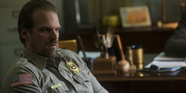 David Harbour - Stranger Things