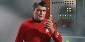 Star Trek le ceneri di James Doohan, Scotty, sono state portate sulla Stazione spaziale internazionale