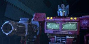 Transformers War for Cybertron Trilogy - Il sorgere della Terra guarda il trailer