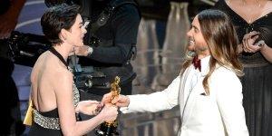 Jared Leto Anne Hathaway
