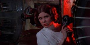 Millie Bobby Brown - Principessa Leia