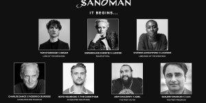 The Sandman Cast