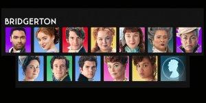 Bridgerton - Icone Netflix