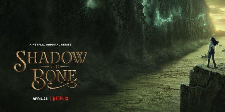tenebre e ossa shadow and bone poster