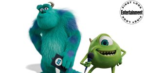 Monsters at Work - Mike & Sulley