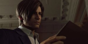 Resident Evil infinite darkness leon trailer netflix