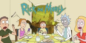 rick and morty quinta stagione