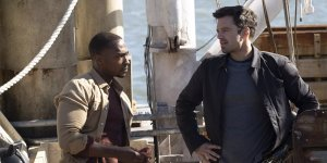 The Falcon and the Winter Soldier serie - Anthony Mackie - Sebastian Stan