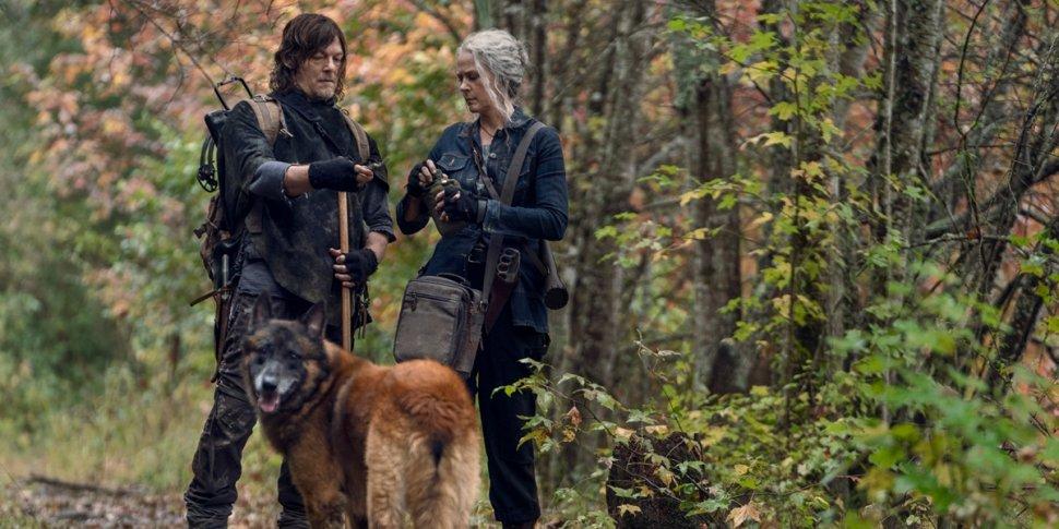 The Walking Dead 10x18 - Trovami
