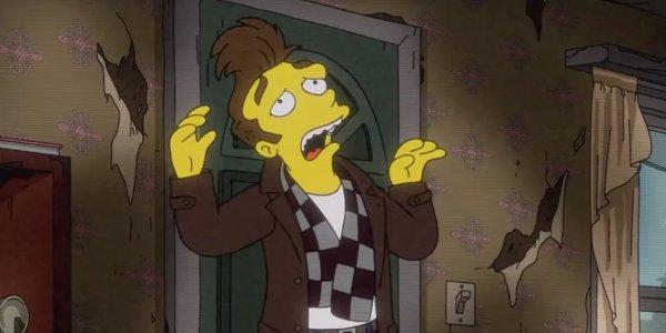 I Simpson - David Morrissey