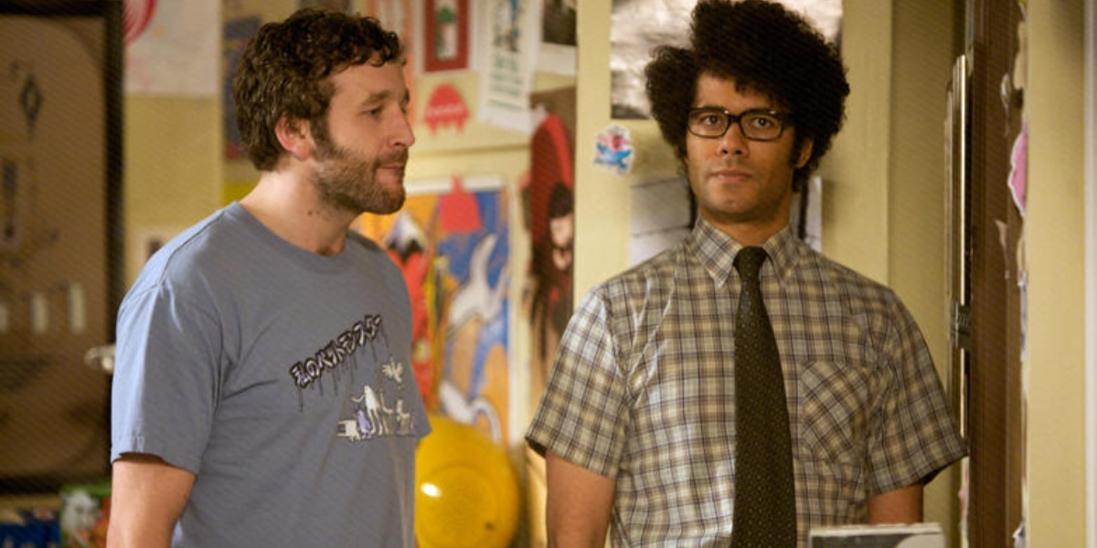 IT Crowd nerd