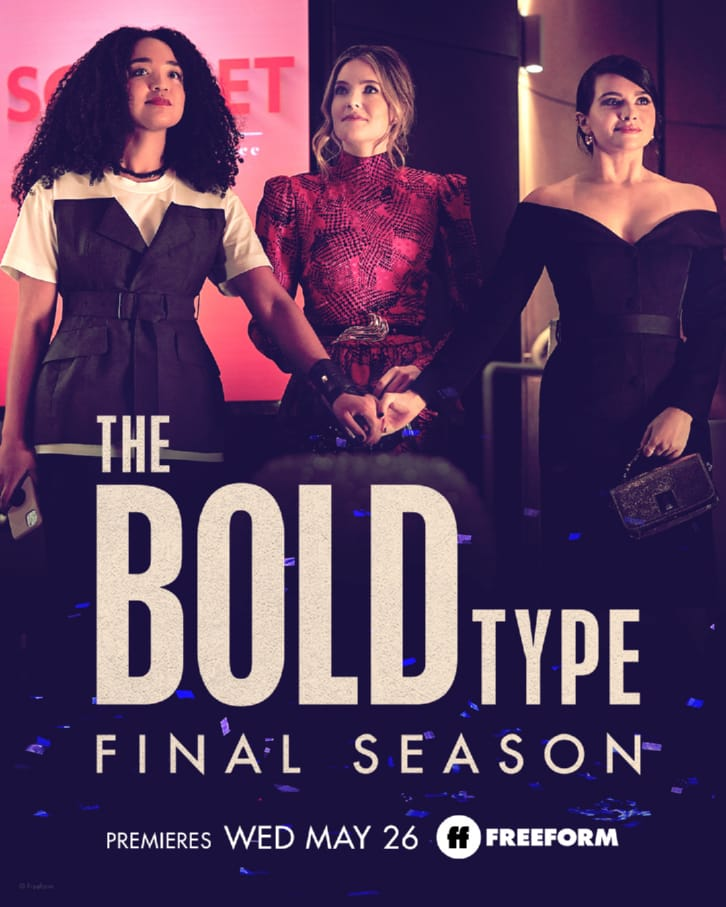 The Bold Type - Poster Ultima Stagione