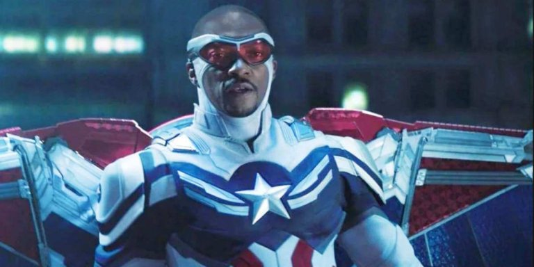 Anthony Mackie - Captain America
