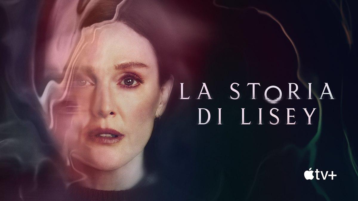 La storia di Lisey - Locandina