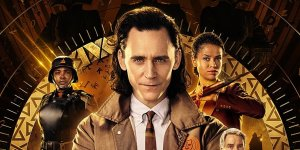 loki poster spot serie marvel tom hiddleston disney+