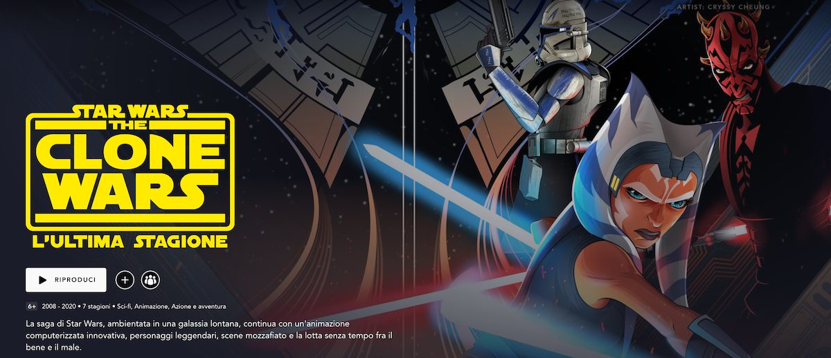 star wars day disney+ speciale 1