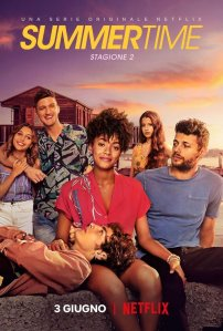 summertime poster seconda stagione