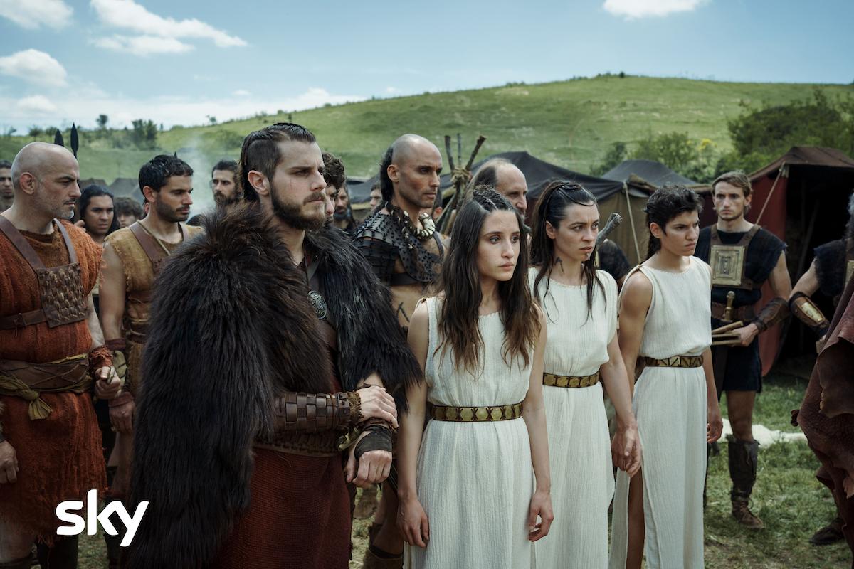 Romulus - seconda stagione
