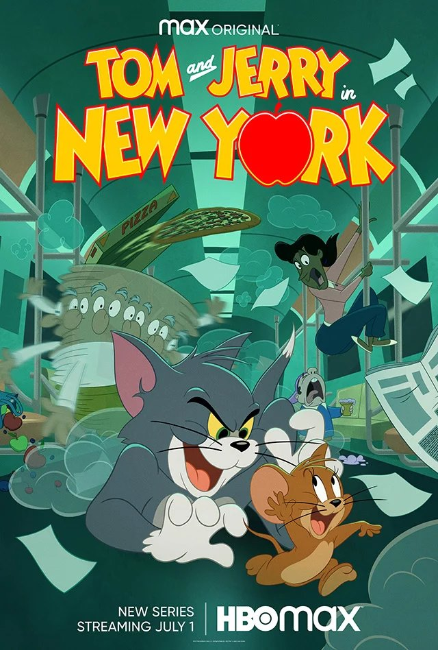 Tom & Jerry in New York