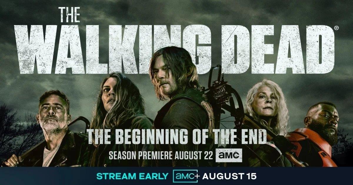 The Walking Dead 11 - Key Art