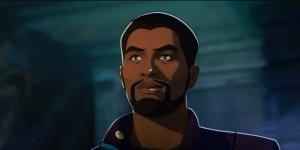 Chadwick Boseman - What If